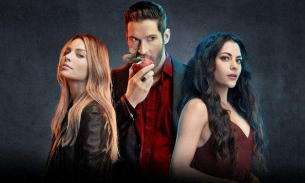 Lucifer – Season 4 – NETFLIX