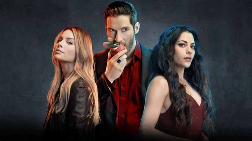 Lucifer – Season 4 – NETFLIX